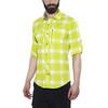 Bergans Jondal - Camisas de manga larga Hombre - verde/blanco